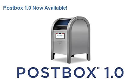 PostboxのBetaが取れた