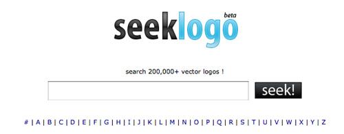 ベクターデザインのロゴを検索・ダウンロードできるSeeklogo.com
