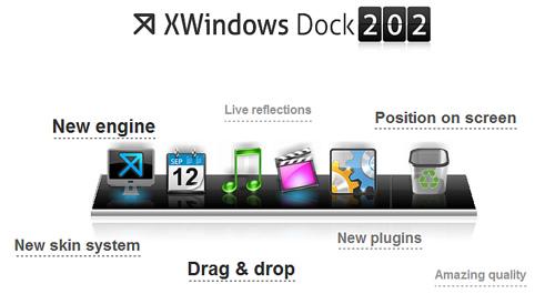 XWindows Dockアップデート