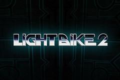 iPhone2台でLightBike 2の対戦をしてみた