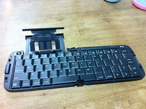 リュウドのキーボードとATOK Padは最強の組み合わせ