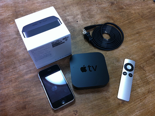 Apple TVが届いた