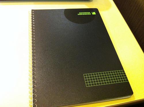 Notebook Inspiracionがしっくりくる