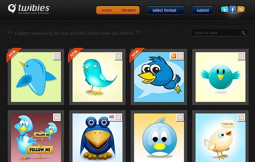 いろいろな画像形式のTwitterのアイコンを探すなら「Twibies」