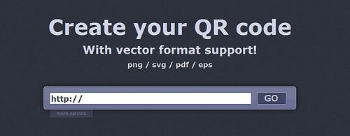 ちょっと変わったファイル形式でQRコードが作成できる「Zend Framework QRcode component」