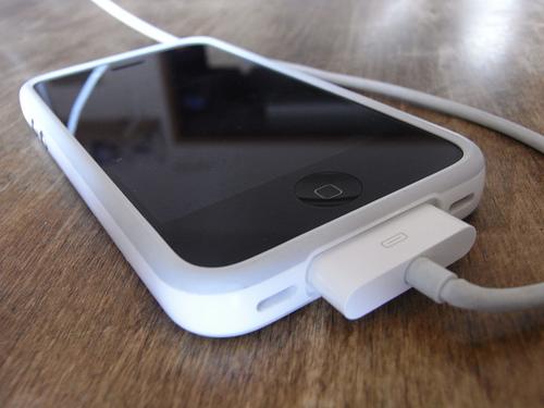 新しいiPhoneのBumperを買いました