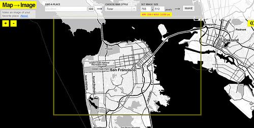 ちょっと変わったマップが作成できる「m2i」
