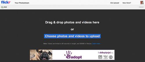 Skitchで編集した画像をFlickrに楽に投稿してみる