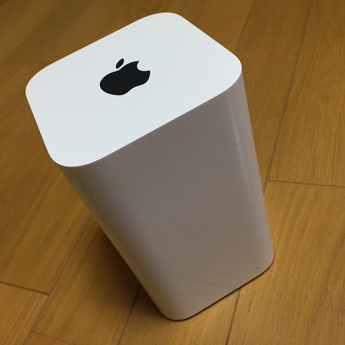 AirMac Extremeを買いました